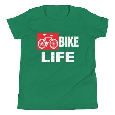 Bike Life - Youth T-Shirt (Multi Colors)