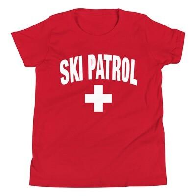 SKI PATROL - Youth T-Shirt (Multi Colors)