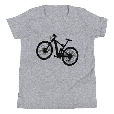 Bicycle - Youth T-Shirt (Multi Colors)