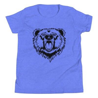 Bear - Youth T-Shirt (Multi Colors)