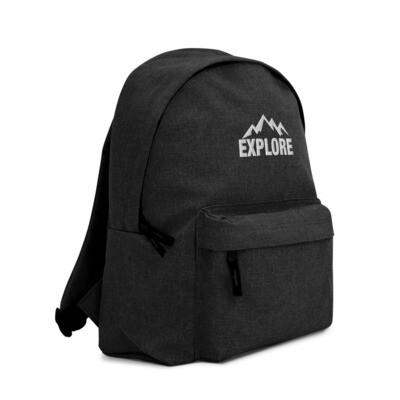Explore - Backpack (Multi Colors)