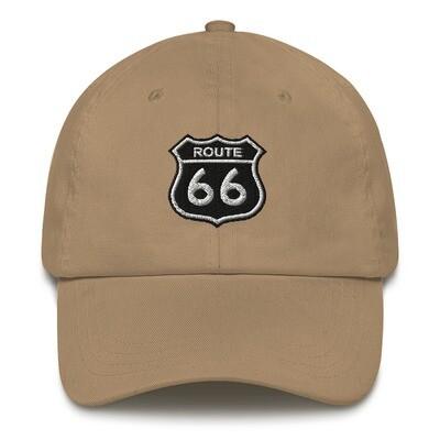 Route 66 - Dad hat (Multi Colors)