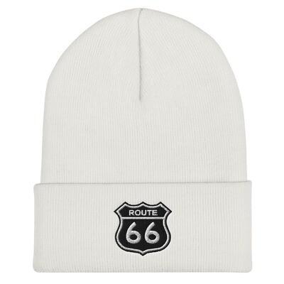 Route 66 - Cuffed Beanie (Multi Colors)