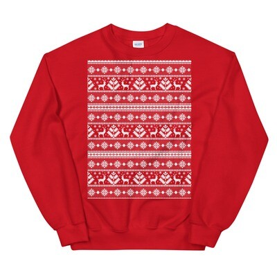Ugly Christmas Sweater (Multi Colors)