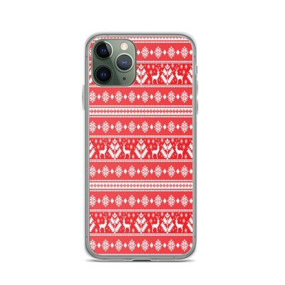 Ugly Sweater - iPhone Case