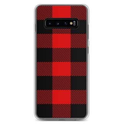 Samsung Case - Buffalo Plaid