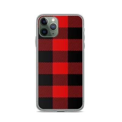 iPhone Case - Buffalo Plaid