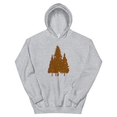 Pine - Hoodie (Multi Colors) The Rocky Mountains