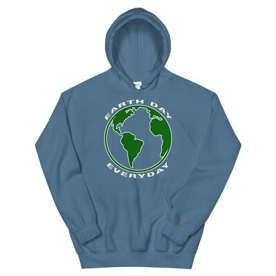 Earth Day Everyday - Hoodie (Multi Colors)