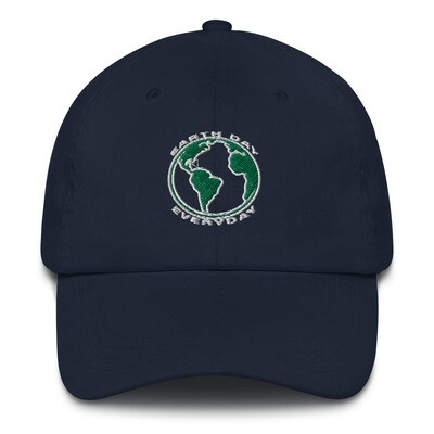 Earth Day Everyday - Dad hat / Baseball (Multi colors)
