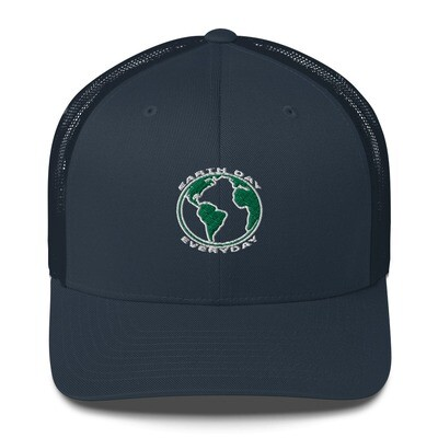 Earth Day Everyday - Trucker Cap (Multi colors)