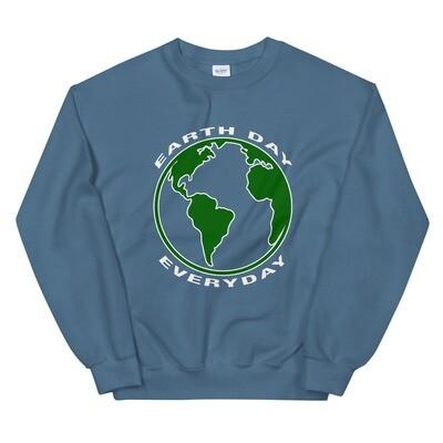 Earth Day Everyday - Sweatshirt (Multi Colors)