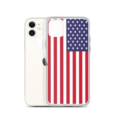 USA Flag - iPhone Case (multi models)