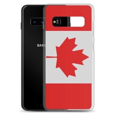Canadian Flag - Samsung Case (multi models)