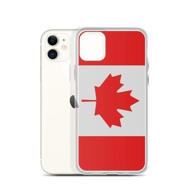Canadian Flag - iPhone Case (multi models)