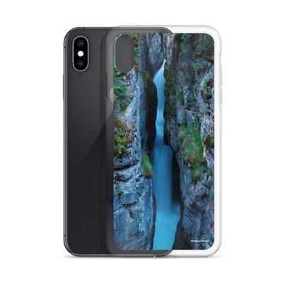 iPhone Case - Maligne Canyon Jasper Alberta Canada The Rockies Canadian Rocky Mountains