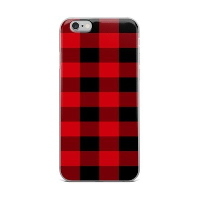 iPhone Case - Plaid