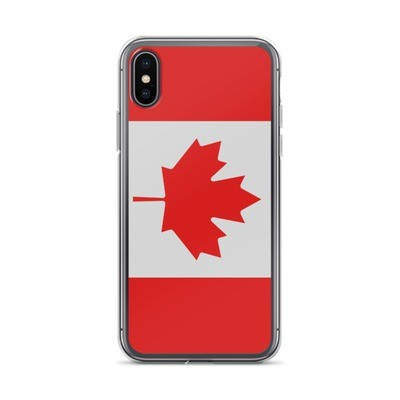 iPhone Case - Canadian Flag
