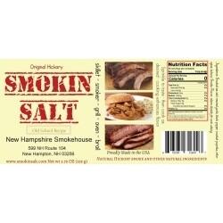 Smokin Saltt 24 Pack 3.75oz Table size