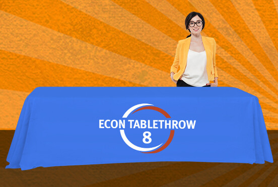 8-ft Econ Table Throw