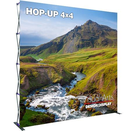 Hop-Up 4x4 Straight