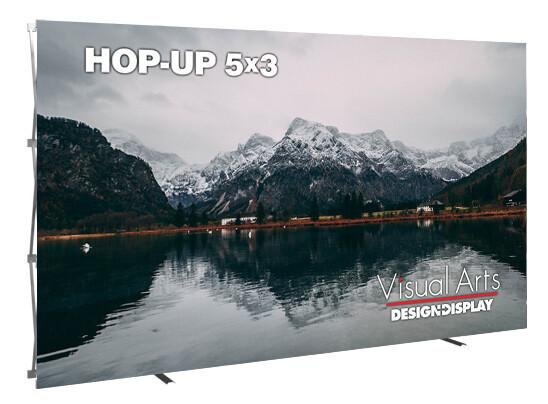 Hop-Up 5x3 Straight