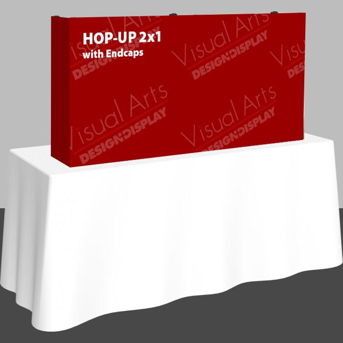 Hop-Up 2x1 Straight