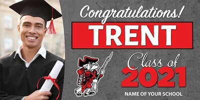 Vinyl Graduation Banner