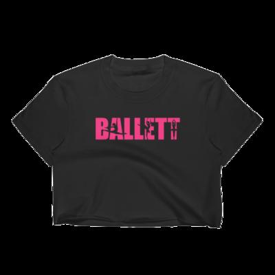 Ballett Crop Top