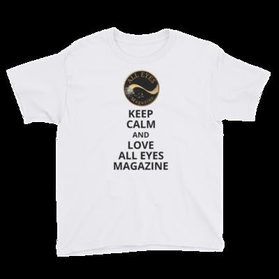 Youth Keep Calm T-Shirt