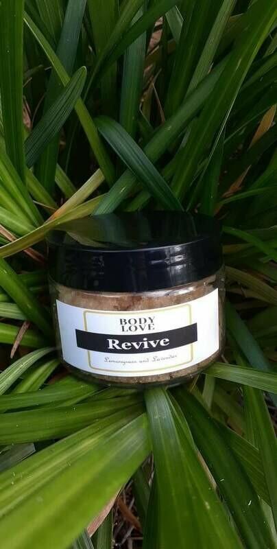 Revive (Lavendar & Lemongrass)