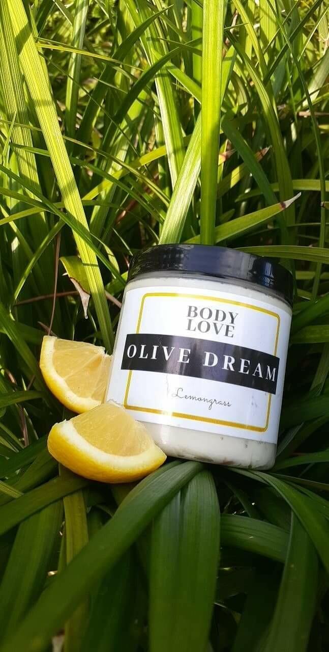 Olive Dream with LemonGrass