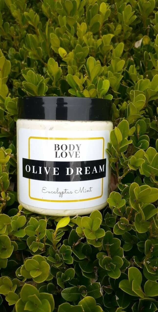 Olive Dream with Eucalyptus Mint