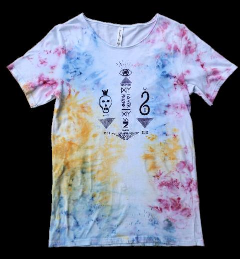 Graphic Dye #1