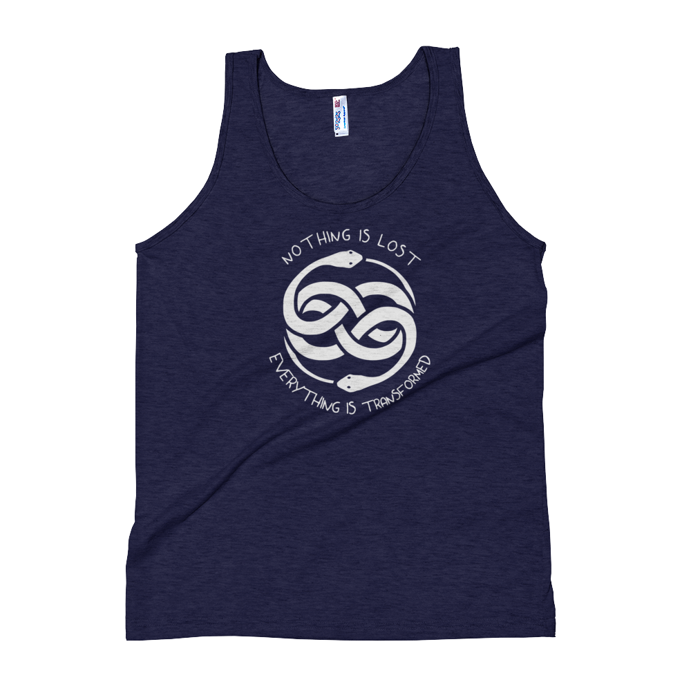 Nothing is Lost Unisex Tank Top