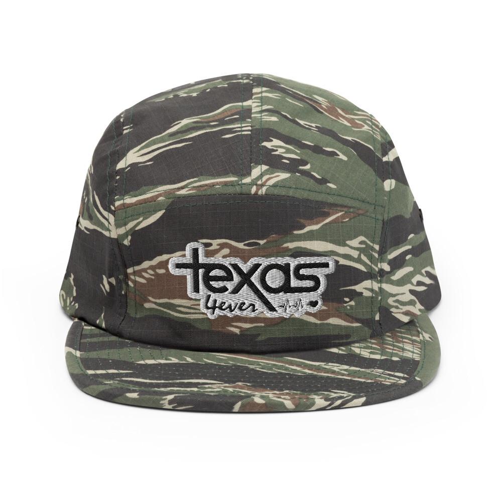Texas 4Ever / Five Panel Cap