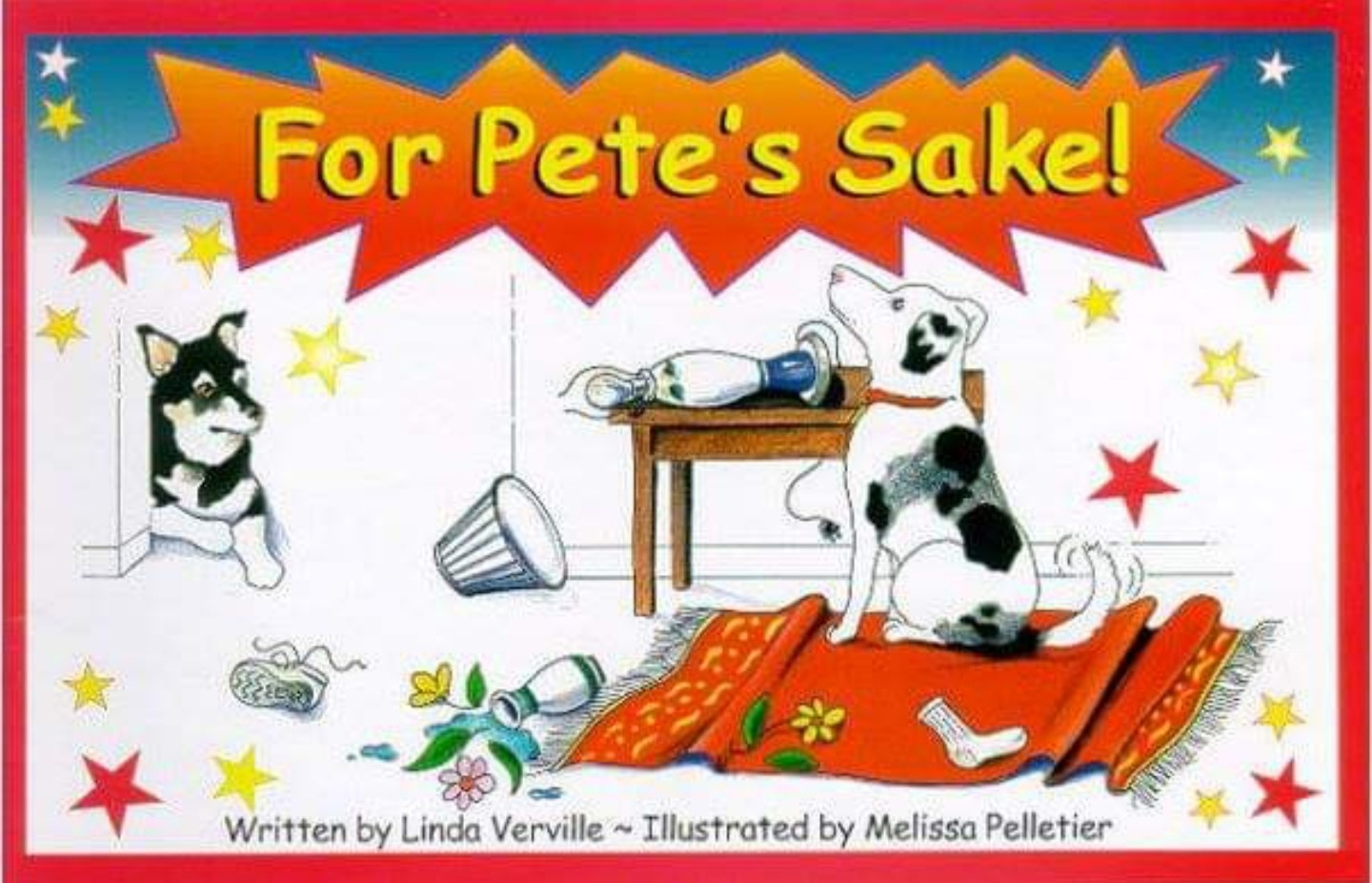 """For Pets's Sake!"" Book"