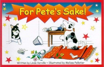 """""""For Pets's Sake!"""" Book"""