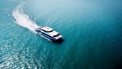 シーリンク ロットネスト島往復フェリー