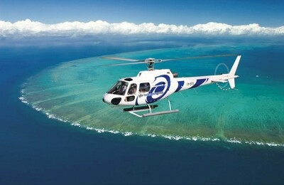 GBRヘリコプター遊覧飛行