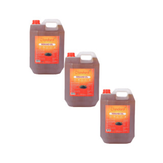 GINGELLY OIL - 15 LITRES