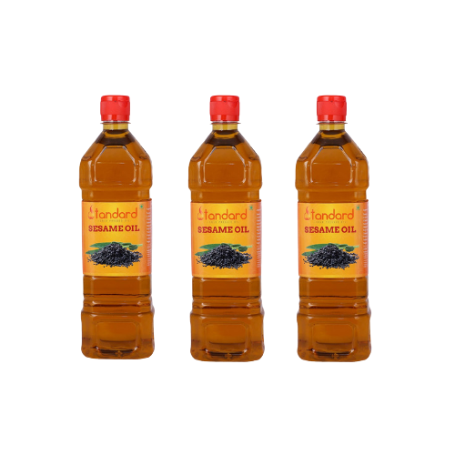 GINGELLY OIL 3 LITRES