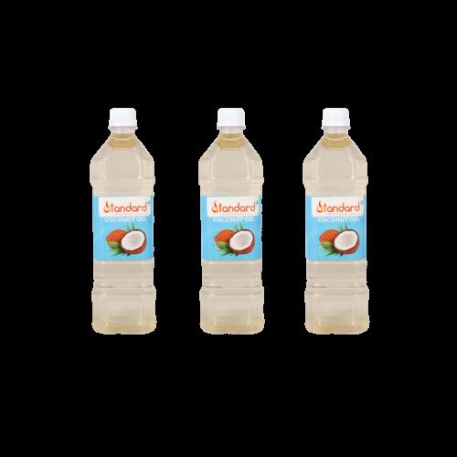COCONUT OIL - 3 LITRE