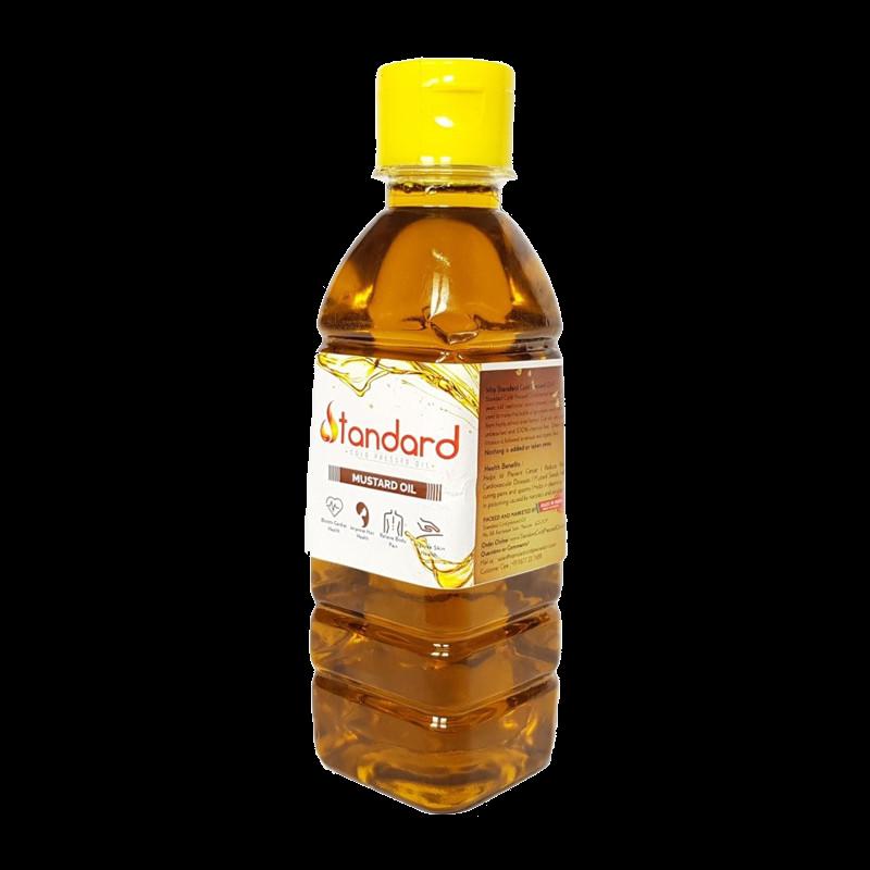 MUSTARD OIL - 200 ML