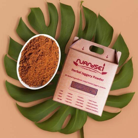 16 Herbal Country Sugar 500gm