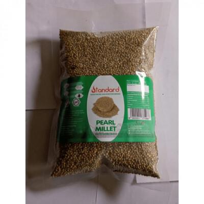 Nattu Kambu 500g / Pearl Millet / Bajra (Unpolished)