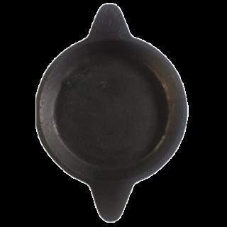 8 Inch Fry Pan / Fry Pan - DOUBLE HANDLE (Not Seasoned)