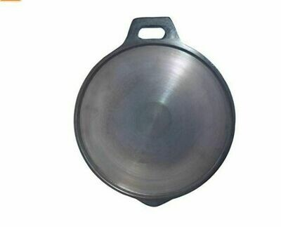10 Inch Dosa Pan - SINGLE HANDLE (Not Seasoned)