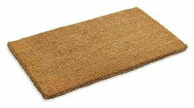 Plain Coir Floor Matt / Entrance Matt / Kitchen Matt (2 PIECES)