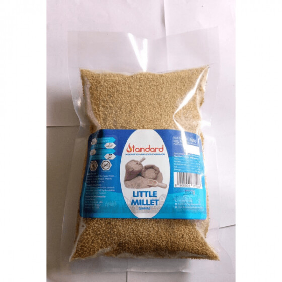 Samai 500g / Little Millet / Kutki (Unpolished)